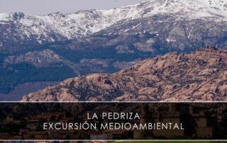 la pedriza excursion medioambiental con Didacticaventura
