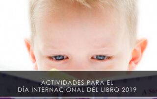 actividades para el día internacional del libro 2019