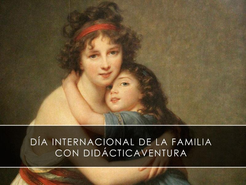 día internacional de la familia con Didacticaventura