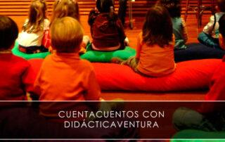 cuentacuentos con Didácticaventura