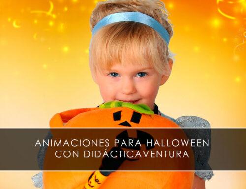 Animaciones para Halloween con Didácticaventura