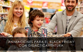 animaciones para el Black Friday