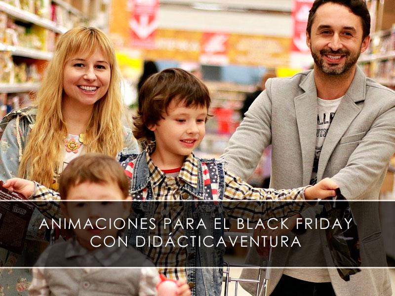 animaciones para el Black Friday