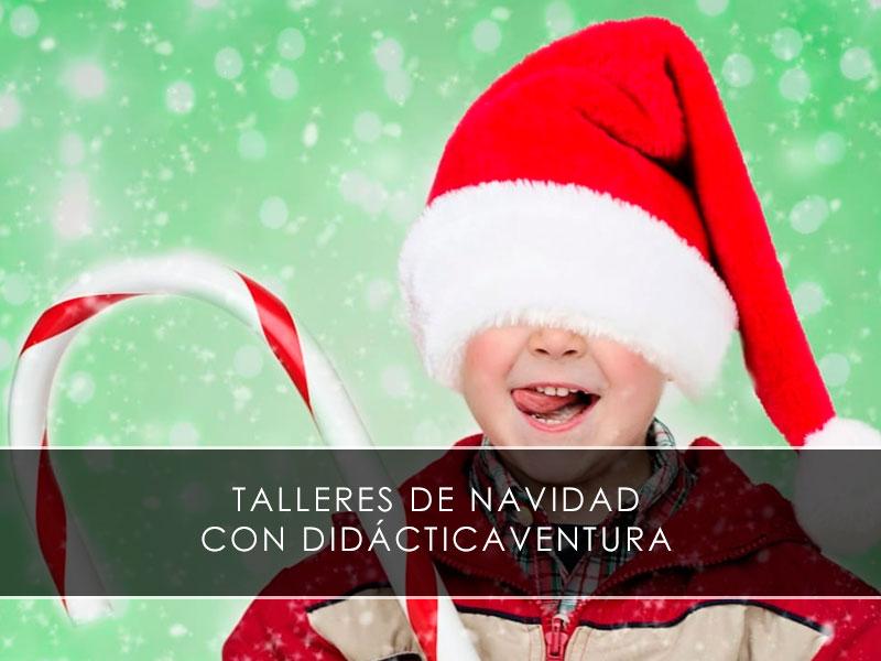 talleres de Navidad con Didacticaventura