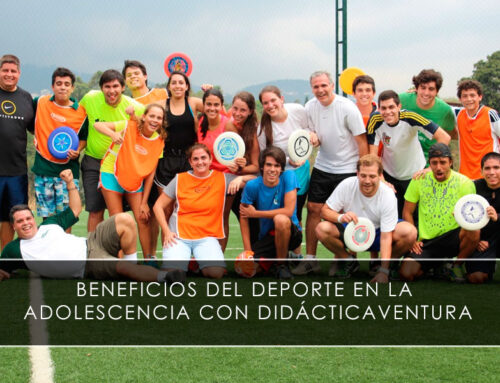 Beneficios del deporte en la adolescencia