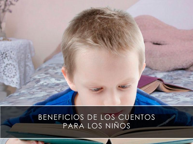 Beneficios de los cuentos para los niños